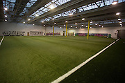Dundee FC academy indoor facility at Dundonald Street<br /> <br />  - &copy; David Young - www.davidyoungphoto.co.uk - email: davidyoungphoto@gmail.com