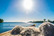 J'aime ma ville natale, Rivi&egrave;re-Pilote et son mini port de p&ecirc;che.<br /> I love my hometown, fishermen's port in Rivi&egrave;re-Pilote.
