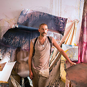 Jarrod Beck Portraits of Artists and Performers in Metro New York Area