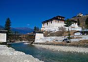 Paro Dzong in Bhutan
