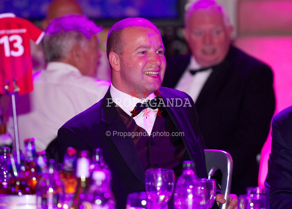 CARDIFF, WALES - Tuesday, October 4, 2011: Wales' Chief-Executive Jonathan Ford at the FAW Footballer of the Year Awards 2011 held at the Wales National Museum. (Pic by David Rawcliffe/Propaganda)