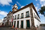 Salvador_BA, Brasil...O Museu da Misericordia em Salvador, Minas Gerais...The Misericordia museum in Salvador, Minas Gerais...Foto: JOAO MARCOS ROSA / NITRO