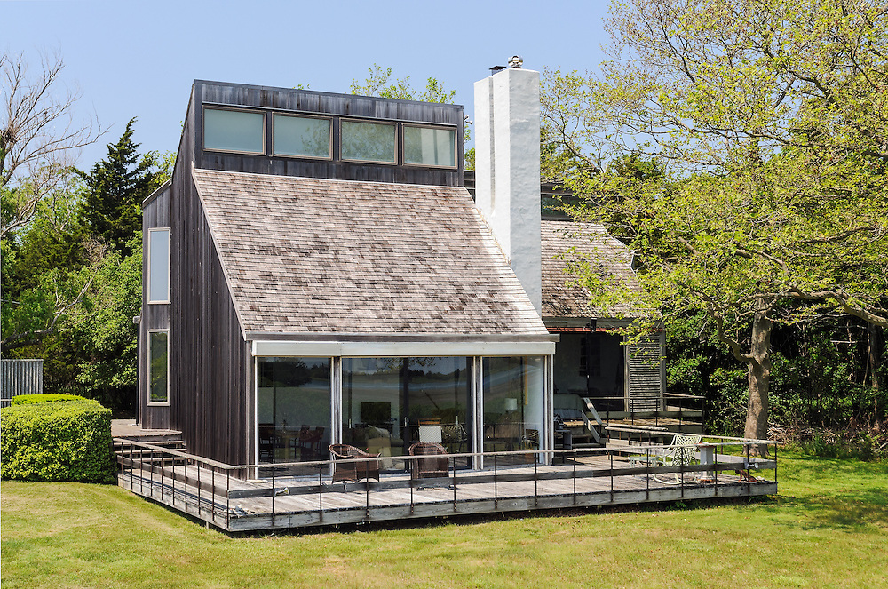 960 Springs Fireplace Rd Designed By Hugh Newell Jacobsen In 1971 East Hampton