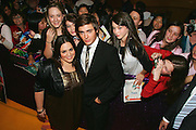 Zac Efron with fan at Hairspray  Premiere , Sydney, Australia - 5 Sep 2007. An instant sale option is available where a price can be agreed on image useage size. Please contact me if this option is preferred. An instant sale option is available where a price can be agreed  on image useage. Please contact me if this option is preferred.