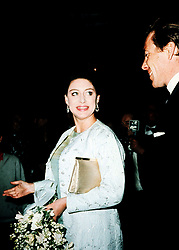 """PA NEWS PHOTO 27/5/69 PRINCESS MARGARET  AND HUSBAND LORD SNOWDON AT SADLERS WELLS THEATRE FOR """"LES GRANDS BALLET DES CANADIENS"""". * 21/09/2000 Lord Snowdon's marriage to his second wife has ended in divorce."""