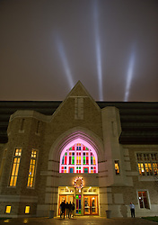 The 2012 Football Awards show took place at the DeBartolo Performing Arts Center on the Notre Dame campus..