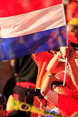 World Cup 2010 - Holland v Denmark
