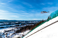 18.03.2018, Vikersundbakken, Vikersund, NOR, FIS Weltcup Ski Sprung, Raw Air, Vikersund, Finale, im Bild Stefan Hula (POL) // Stefan Hula of Poland during the 4th Stage of the Raw Air Series of FIS Ski Jumping World Cup at the Vikersundbakken in Vikersund, Norway on 2018/03/18. EXPA Pictures © 2018, PhotoCredit: EXPA/ JFK