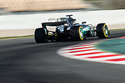 March 7-10, 2017: Circuit de Catalunya. Valtteri Bottas (FIN), Mercedes AMG Petronas Motorsport, F1 W08