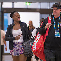 Venus Williams of the United States on day eleven of the 2017 Australian Open at Melbourne Park on January 26, 2017 in Melbourne, Australia.<br /> (Ben Solomon/Tennis Australia)