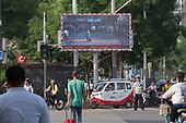 China Big Brother Surveillance Renewables Megacities