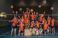 20160223 NED: Selectie volleybalteam Jong Oranje mannen, Arnhem