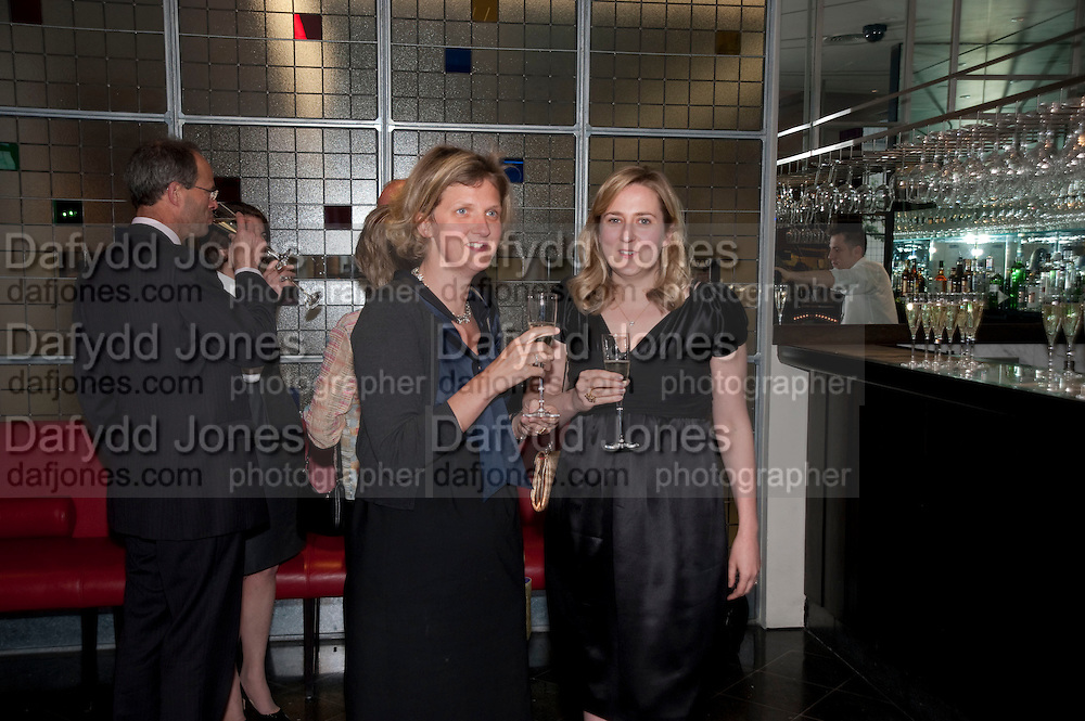 LISA COUTTS; SUSIE BOYT; , Literary charity First Story fundraising dinner. Cafe Anglais. London. 10 May 2010. *** Local Caption *** -DO NOT ARCHIVE-© Copyright Photograph by Dafydd Jones. 248 Clapham Rd. London SW9 0PZ. Tel 0207 820 0771. www.dafjones.com.<br /> LISA COUTTS; SUSIE BOYT; , Literary charity First Story fundraising dinner. Cafe Anglais. London. 10 May 2010.