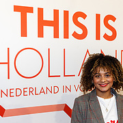 NLD/Amsterdam/20180201 - Presentatie This is Holland, Stephanie van Eer