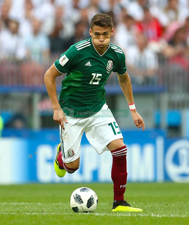 Mexico's Hector Moreno