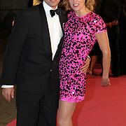 NLD/Amsterdam/20080929 - Pink Ribbon gala 2008, Regina Romeijn en ........