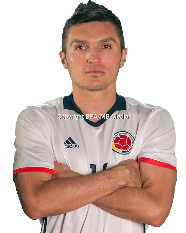 Football Conmebol_Concacaf - <br />Copa America Centenario Usa 2016 - <br />Colombia National Team - Group A - <br />Daniel Torres