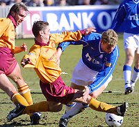 Tore Andre Flo and Martyn Corrigan and Greg Strong <br />