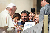 Pope Francis General Audience April 17, 2019
