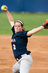 20070324 - Virginia v Maryland (NCAA Softball)