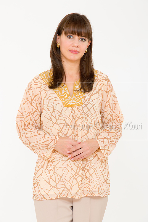 Moroccan Sands Tunic. Photo credit: Stephen A'Court.  COPYRIGHT ©Stephen A'Court