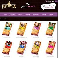 Publicatie productfotografie studio op website / Publication of product studio photography on website © Jürgen de Witte - www.jurgendewitte.be
