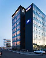 Höfuðstöðvar KPMG og IMG að Borgartúni 27, Reykjavík / KPMG and IMG Offices at Borgarun 27, Reykjavik.