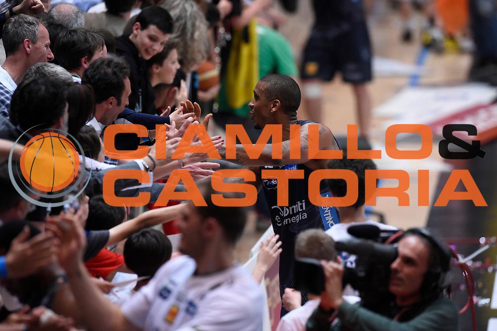 Gomes Joao<br /> Quarti di Finale Gara 2<br /> Legabasket A 2016,2017<br /> Trento 14,05,2017<br /> Foto Ciamillo-Castoria,GiulioCiamillo