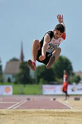 03/08/2017; Kopuzlu, Onur, T20, TUR at 2017 World Para Athletics Junior Championships, Nottwil, Switzerland