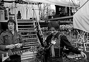 Buzzcocks at Loch Lomond Rock Festival 1979