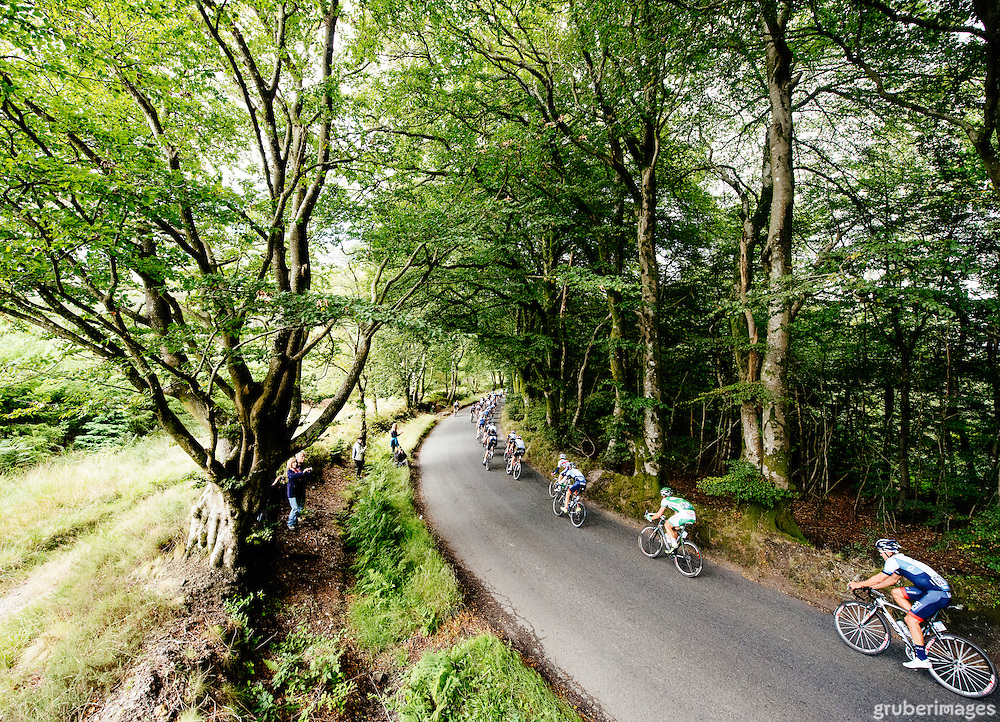 Tour of Britain - Stage 6 - Dartmoor - 137km