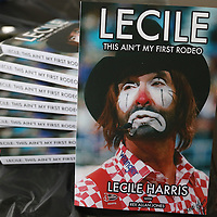 Libby Ezell | BUY AT PHOTOS.DJOURNAL.COM<br /> Lecile Harris' book is now for sale online and in stores