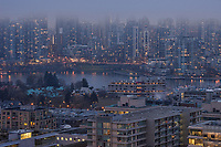 Fairview & Yaletown Districts with False Creek