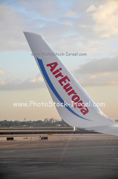 AirEuropa Boing 737-800