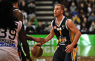 Dunedin-Basketball, Otago Nuggets V Hawkes Bay 24 May 2013