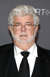 George Lucas at the 2017 LACMA Art + Film Gala held at the LACMA in Los Angeles, USA on November 4, 2017.