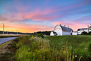 Granite Farm sits on a small hill off of Pleasant Hill Road in Brunswick. It is located in some of the prettiest countryside in the area, with plenty of open fields, historic barns and homesteads. It's one of my favorite places to make images.