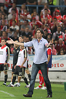 20110812: BARCELOS, PORTUGAL - Gil Vicente vs SL Benfica: Portuguese League 2011/2012, 1st round. In picture: Gil Vicente coach Paulo Alves. PHOTO: Pedro Benavente/CITYFILES
