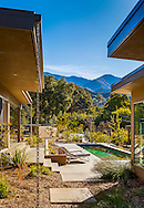 McNell Residence in Ojai, California.