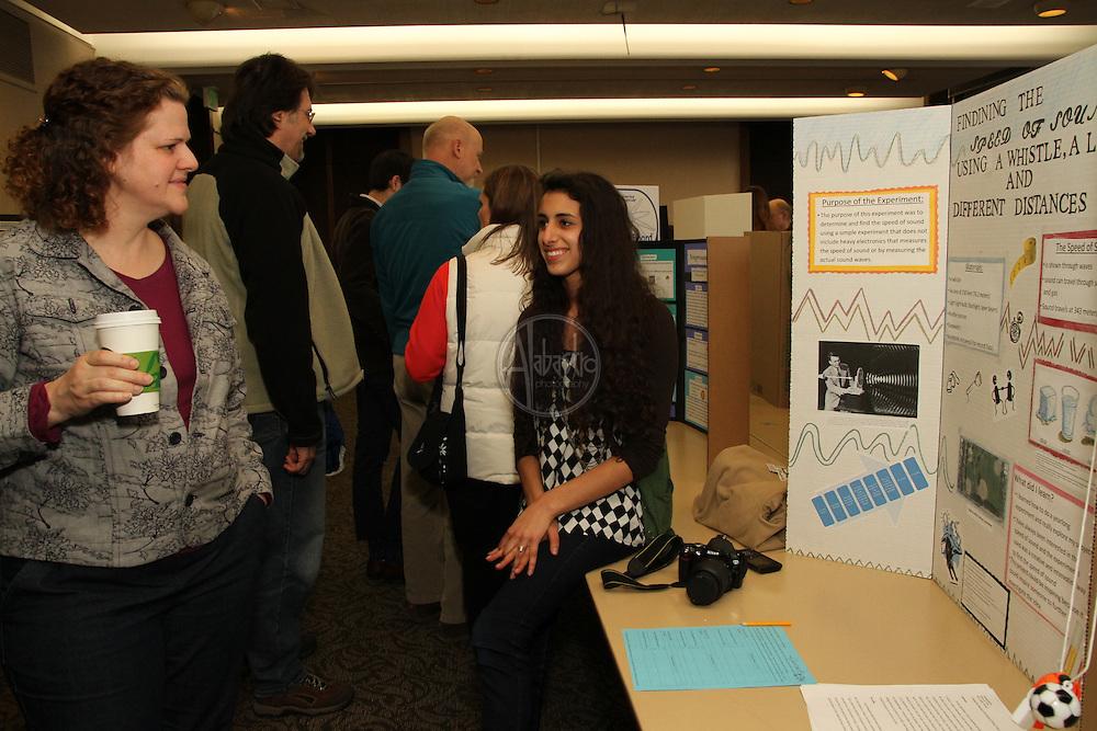 The Center School Junior Science Night April 2011