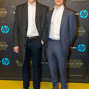 NLD/Amsterdam/20151215 - première van STAR WARS: The Force Awakens!, Gijs Blom