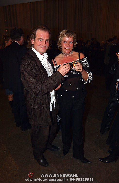 Premiere Nonsens, Fillip Bolluyt en Inge Iepenburg