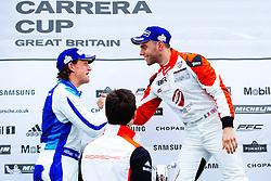 Dino Zamparelli wins Race 1 with the Fastest Lap   GT Marques   #88 Porsche 911 GT3 Cup   Porsche Carrera Cup GB   Race 1 - Mandatory byline: Rogan Thomson/JMP - 19/06/2016 - MOTORSPORT - Croft Circuit - Dalton-on-Tees, England - BTCC Meeting Day 2.