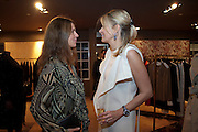 KARLA OTTO; NADJA SWAROVSKI- NADJA SWAROVSKI BOOK LAUNCH FOR ' THE ART OF LIGHT AND CRYSTAL. The Webster, . Miami Beach. 2 December 2010. -DO NOT ARCHIVE-© Copyright Photograph by Dafydd Jones. 248 Clapham Rd. London SW9 0PZ. Tel 0207 820 0771. www.dafjones.com.
