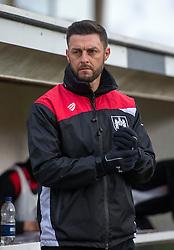 Bristol City U23 coach Jamie McAllister - Mandatory by-line: Paul Knight/JMP - 16/02/2017 - FOOTBALL - Twerton Park - Bath, England - Bristol City U23 v Southampton U23 - Premier League 2 Cup