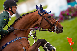 Menezes Eduardo, BRA, H5 Chaganus<br /> Jumping International de La Baule 2019<br /> © Dirk Caremans<br /> 16/05/2019