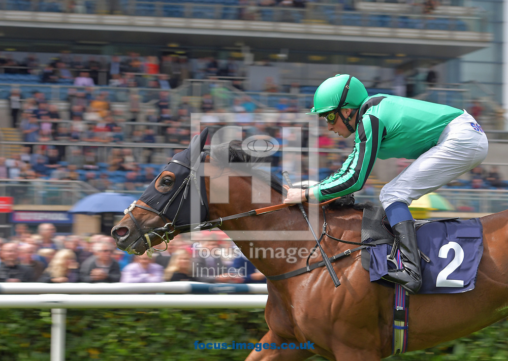 Century Dream ridden by William Buick wins 188bet.co.uk Handicap stakes at the 188 Bet Summer Afternoon meeting at Doncaster Racecourse, Doncaster<br /> Picture by Martin Lynch/Focus Images Ltd 07501333150<br /> 30/06/2017