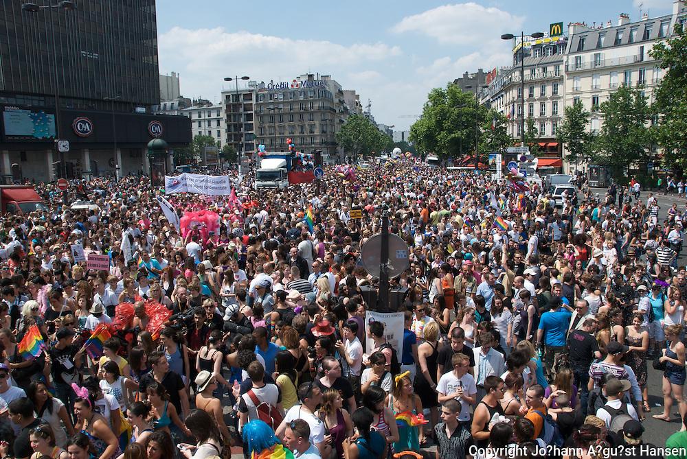 Gay Pride Paris 2010