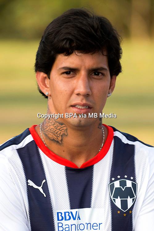 Mexico League - BBVA Bancomer MX 2014-2015 -<br /> Rayados - Club de Futbol Monterrey / Mexico - <br /> Victor Ramos Ferreira