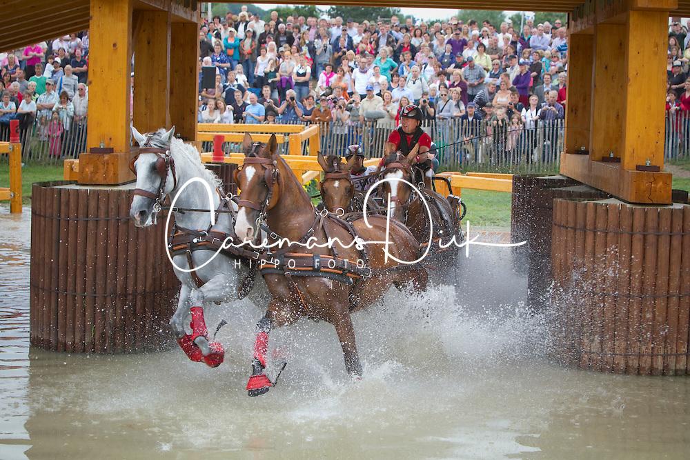 Ulrich Werner (SUI)<br /> World Equestrian Festival, CHIO Aachen 2011<br /> &copy; Hippo Foto - Dirk Caremans